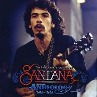 Cover Santana - Anthology '68-'69