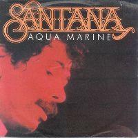 Cover Santana - Aqua Marine