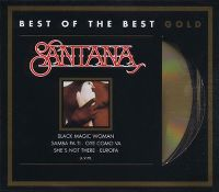 Cover Santana - Best Of The Best (Gold)