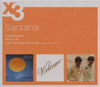 Cover Santana - Caravanserai / Welcome / Love Devotion Surrender