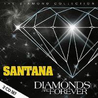 Cover Santana - Diamonds Are Forever - The Diamond Collection