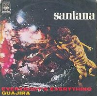 Cover Santana - Everybody's Everything