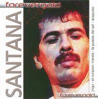 Cover Santana - Forevergold