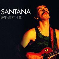 Cover Santana - Greatest Hits