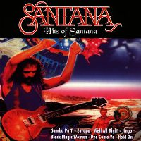 Cover Santana - Hits Of Santana