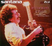 Cover Santana - In Concert