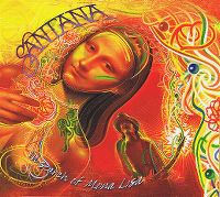Cover Santana - In Search Of Mona Lisa