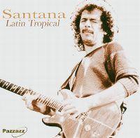 Cover Santana - Latin Tropical