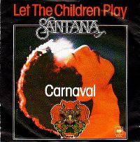 Cover Santana - Let The Children Play