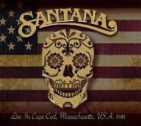 Cover Santana - Live In Cape Cod, Massachusetts, USA, 1981
