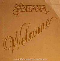 Cover Santana - Love, Devotion & Surrender