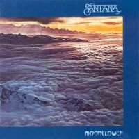 Cover Santana - Moonflower