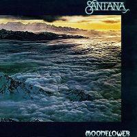 Cover Santana - Moonflower