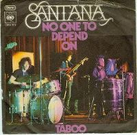 Cover Santana - No One To Depend On