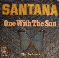Cover Santana - One With The Sun