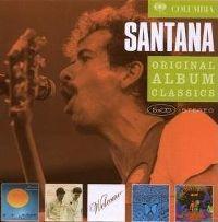 Cover Santana - Original Album Classics - Box Set