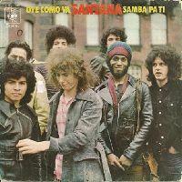 Cover Santana - Oye como va