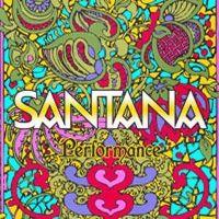 Cover Santana - Performance