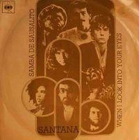 Cover Santana - Samba de Sausalito