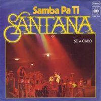Cover Santana - Samba pa ti