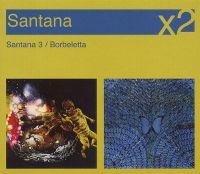 Cover Santana - Santana 3 / Borboletta