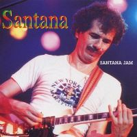 Cover Santana - Santana Jam (European Success 1993)
