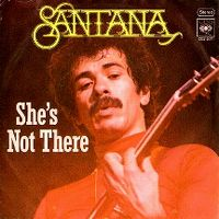 Cover Santana - She's Not There