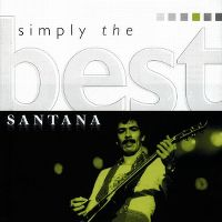 Cover Santana - Simply The Best