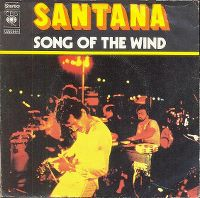 Cover Santana - Song Of The Wind