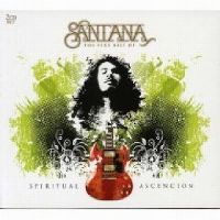 Cover Santana - Spiritual Ascension: The Very Best Of