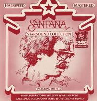 Cover Santana - Starsound Collection