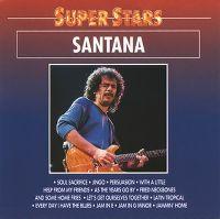 Cover Santana - Super Stars