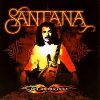 Cover Santana - The Anthology