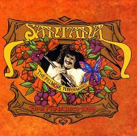 Cover Santana - The Fillmore Performance - San Francisco 1968