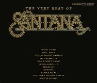 Cover Santana - The Very Best Of