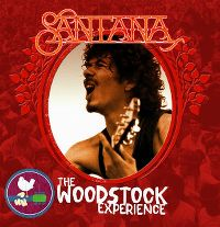 Cover Santana - The Woodstock Experience