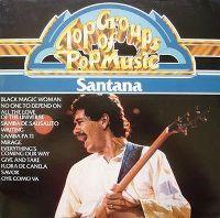 Cover Santana - Top Groups Of Pop Music