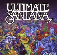 Cover Santana - Ultimate Santana