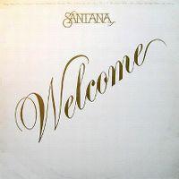Cover Santana - Welcome