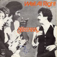 Cover Santana - Well All Right