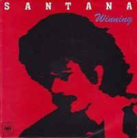 Cover Santana - Winning