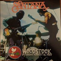 Cover Santana - Woodstock Saturday August 16, 1969