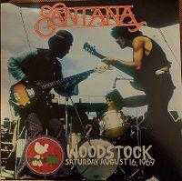 Cover Santana - Woodstock Saturday August 16, 1969