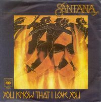 Cover Santana - You Know That I Love You