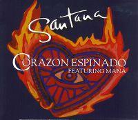 Cover Santana feat. Maná - Corazón espinado