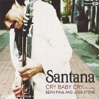 Cover Santana feat. Sean Paul and Joss Stone - Cry Baby Cry