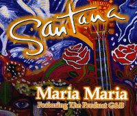 Cover Santana feat. The Product G&B - Maria Maria