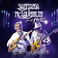 Cover Santana & McLaughlin - Live At Montreux 2011 - Invitation To Illumination
