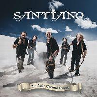 Cover Santiano - Von Liebe, Tod und Freiheit