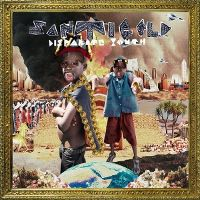 Cover Santigold - Disparate Youth